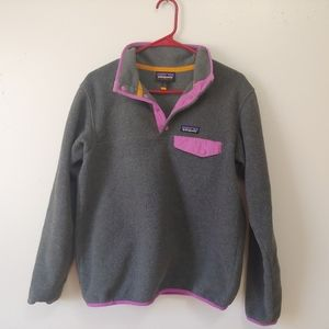 Patagonia snap-t fleece pullover